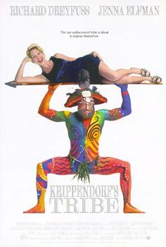 File:1998 - Krippendorf's Tribe Movie Poster.jpg