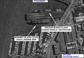 Battleships 1st Naval District