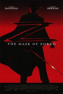 Mask of zorro ver2 xlg