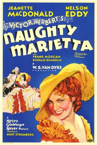 File:1935 - Naughty Marietta Movie Poster.jpg