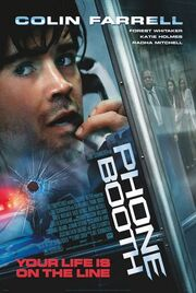 2003 - Phone Booth Movie Poster