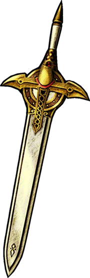 Caliburn the Sword