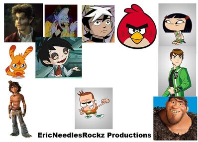 EricNeedlesRockz Productions