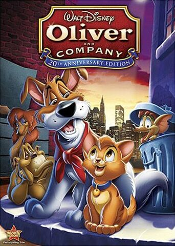 File:OliverAndCompany 25thAnniversary DVD.jpg