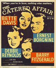 1956 - The Catered Affair Movie Poster