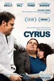 2010 - Cyrus Movie Poster
