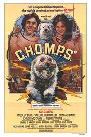 1979 - CHOMPS Movie Poster