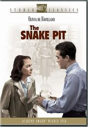 1948 - The Snake Pit DVD Cover (2004 Fox Studio Classics)
