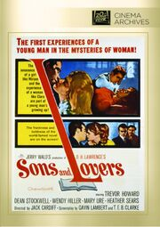 1960 - Sons and Lovers DVD Cover (2013 Fox Cinema Archives)