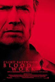 2002 - Blood Work Movie Poster