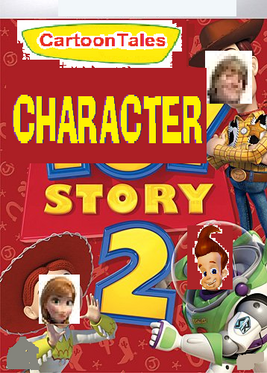 Character Story 2 DVD cover (2)
