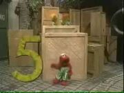 Jive Five from My Sesame Street Home Video Promo