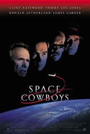 2000 - Space Cowboys Movie Poster