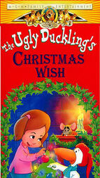 The ugly duckling christmas wish mgm family entertainment 2000 vhs