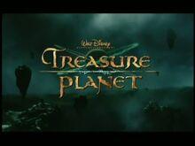 Treasure Planet Teaser Trailer
