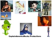 CaptainAmericaRockz Productions