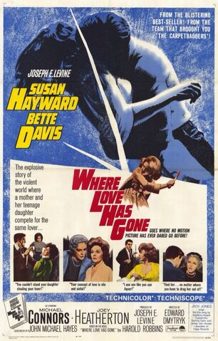 File:1964 - Where Love Has Gone Movie Poster.jpeg
