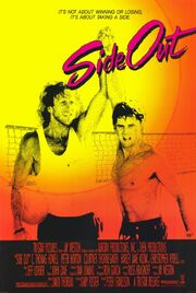 1990 - Side Out Movie Poster