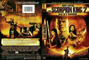 2008 - The Scorpion King 2 - Rise of a Warrior DVD Cover