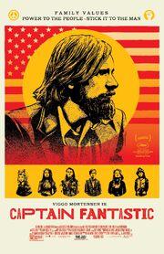 2016 - Captain Fantastic Movie Poster
