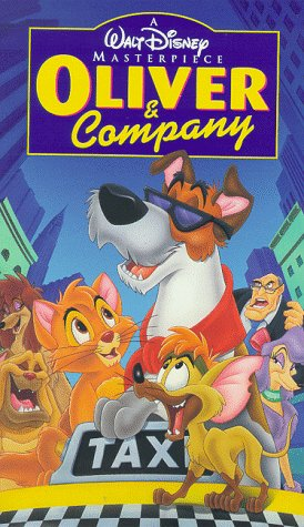 File:Oliver And Company VHS.jpg