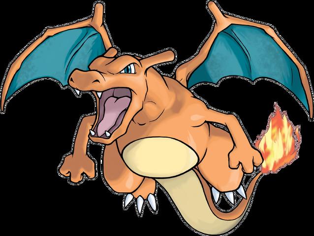 File:006Charizard Pokemon Ranger.png