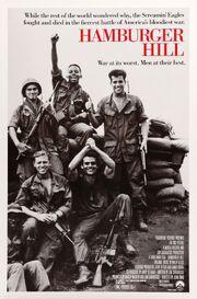 1987 - Hamburger Hill Movie Poster