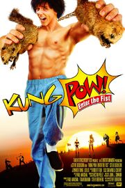 2002 - Kung Pow! Enter the Fist Movie Poster