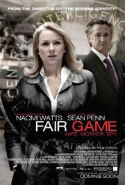 2010 - Fair Game Movie Poster