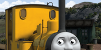 Duncan (Thomas the Tank Engine)