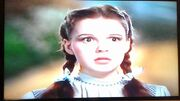 Dorothy Gale from The Wizard of Oz VHS Preview