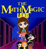 The Math-Magic Land 1992 VHS