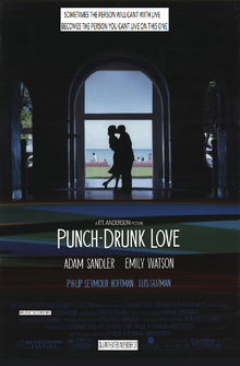 Punch Drunk Love (2002) Poster
