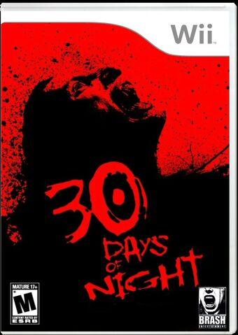 File:30 Days of Night (Wii).jpg