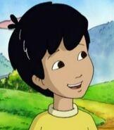 Enrique is Voiced by Aida Ortega