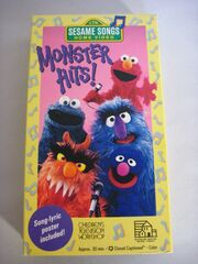 Vhs-sesame-street-monster-hits-with-song-lyric-poster-2ca37a6e966f3c43c524190249abc676