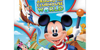 Sneak Peeks From Mickey Mouse Clubhouse: Around The Clubhouse World 2014 DVD