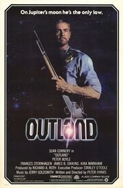 1981 - Outland Movie Poster