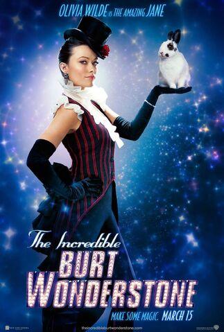 File:2013 - The Incredible Burt Wonderstone Movie Poster (The Amazing Jane).jpg