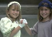It Takes Two, Mary Kate and Ashley Olsen
