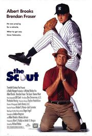 1994 - The Scout Movie Poster