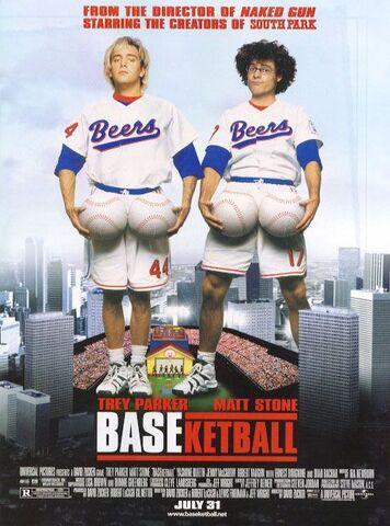 File:1998 - Baseketball Movie Poster.jpg