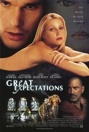 1998 - Great Expectations Movie Poster -1