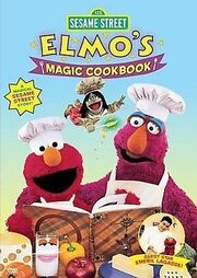 Elmos Magic Cookbook VHS