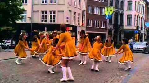 Va et Vient Majorettekorps - 10 jaar Lamot Mechelen - 26 mei 2013