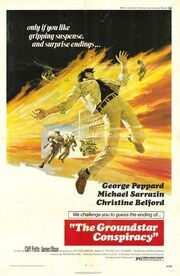 1972 - The Groundstar Conspiracy Movie Poster