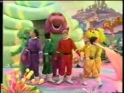 Barney in outer space preview