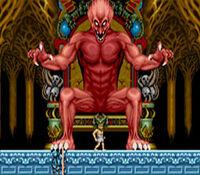 Rushi throne