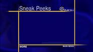 Sneak peeks menu remake more