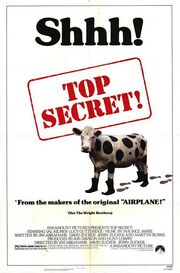 1984 - Top Secret! Movie Poster 1